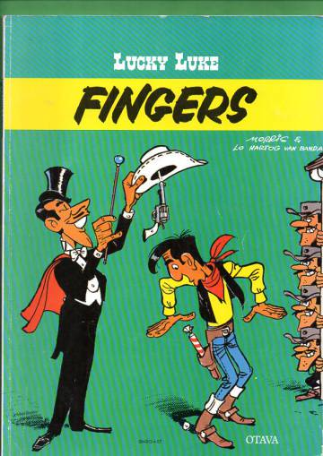 Lucky Luke 49 - Fingers (1. painos)