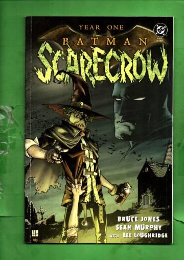 Year One: Batman Scarecrow #2 (of 2)