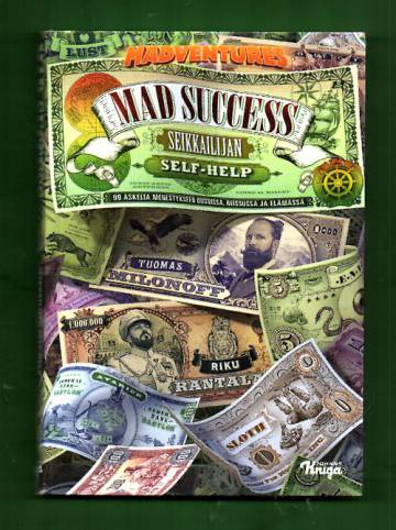 Mad Success - Seikkailijan Self-help