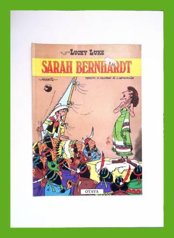 Lucky Luke 46 - Sarah Bernhardt (1. painos)
