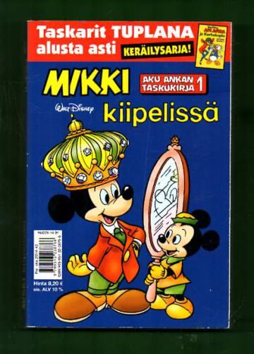 Aku Ankan taskukirja 1-2 - Mikki kiipelissä & Aku Ankka ja Karhukopla