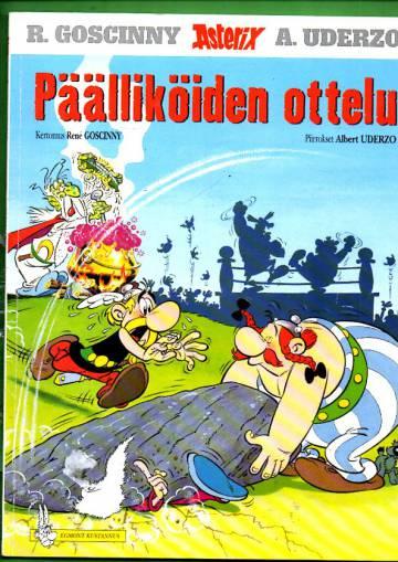 Asterix 5 - Päälliköiden ottelu