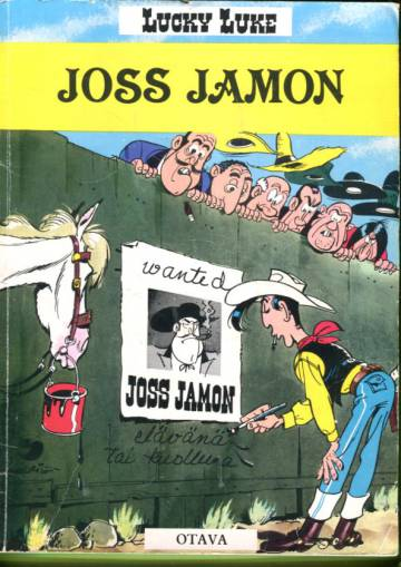 Lucky Luke 38 - Joss Jamon (1. painos)