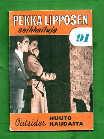 Pekka Lipposen seikkailuja 91 (7/64) - Huuto haudasta