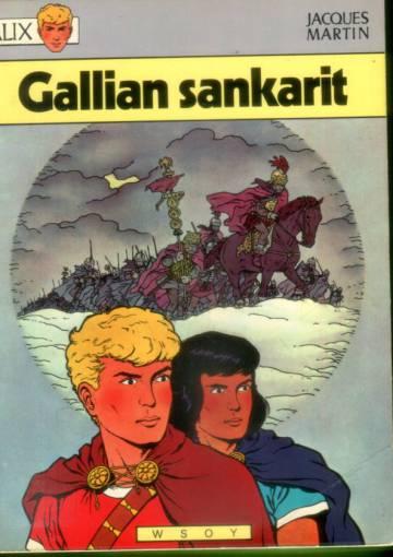 Alix seikkailee 7 - Gallian sankarit