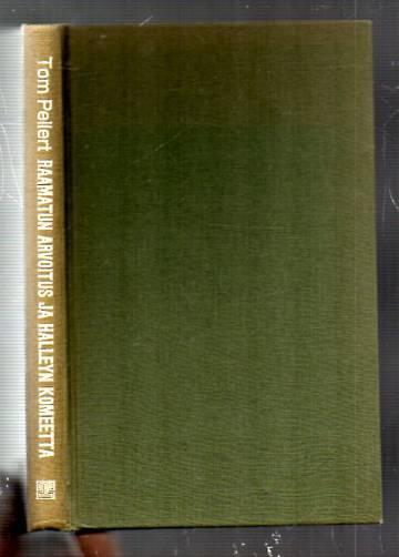 Raamatun arvoitus ja Halleyn komeetta
