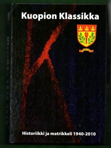 Kuopion Klassikka - 1940-2010