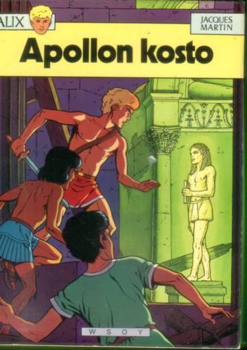 Alix seikkailee 8 - Apollon kosto
