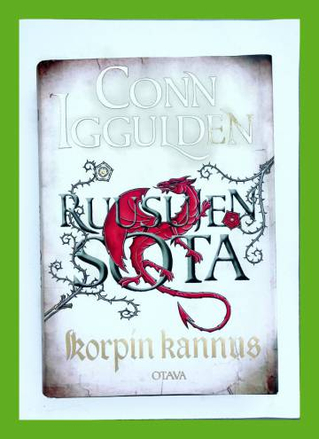 Ruusujen sota 4 - Korpin kannus