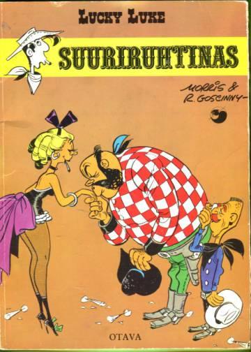 Lucky Luke 18 - Suuriruhtinas (1.painos)