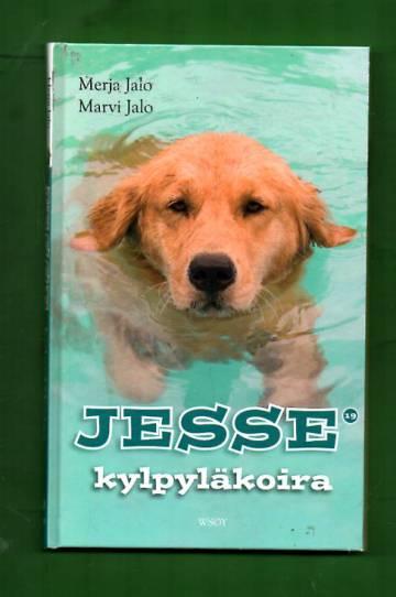 Jesse 19 - Jesse kylpyläkoira