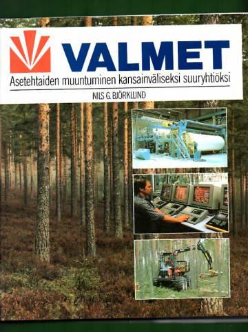 Valmet - Asetehtaiden muuntuminen kansainväliseksi suuryhtiöksi