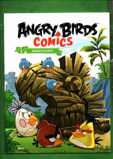 Angry Birds Comics 3: Houkutuslintu