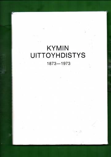 Kymin uittoyhdistys 1873-1973