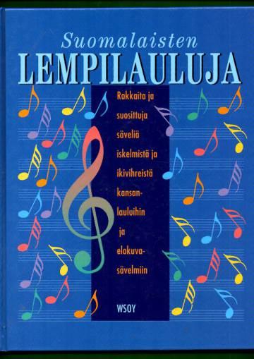 Suomalaisten lempilauluja