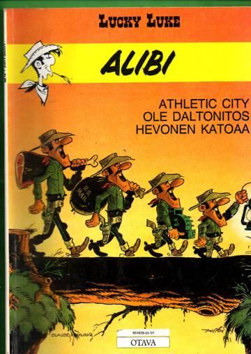 Lucky Luke 54 - Alibi (1. painos)