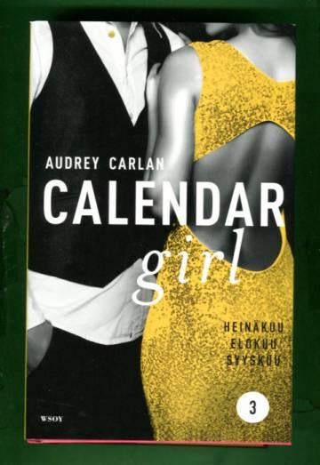 Calendar Girl 3 - Heinäkuu, elokuu, syyskuu