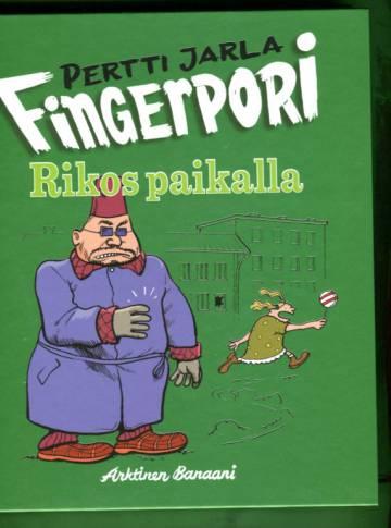 Fingerpori - Rikos paikalla (Fingerporin koko kuva 6)