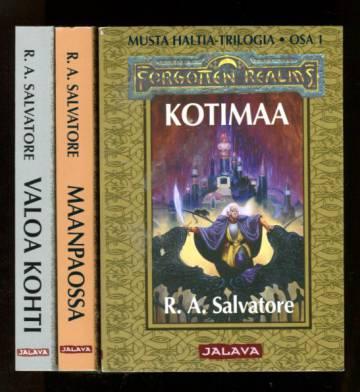 Musta haltia -trilogia