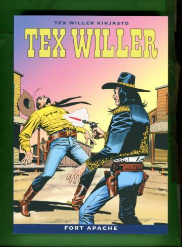 Tex Willer -kirjasto 46 - Fort Apache