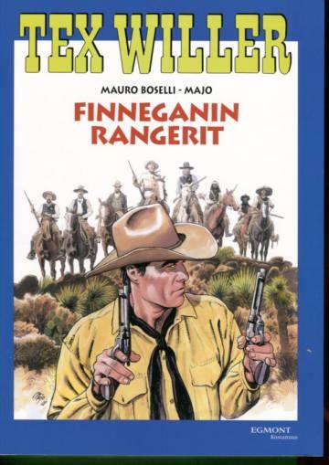 Tex Willer -suuralbumi 38 - Finneganin rangerit