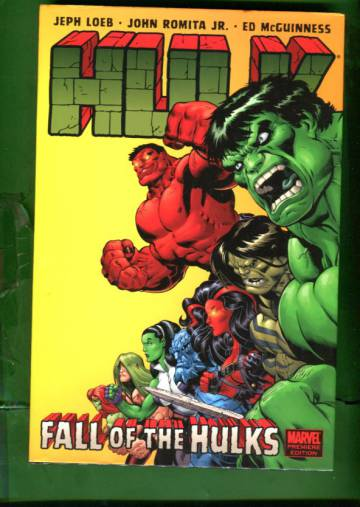 Hulk Vol 5: Fall of the Hulks