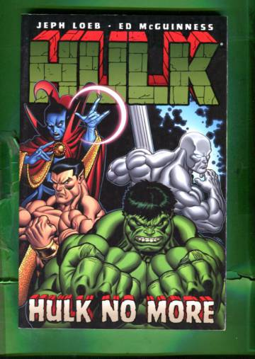 Hulk Vol 3: Hulk No More