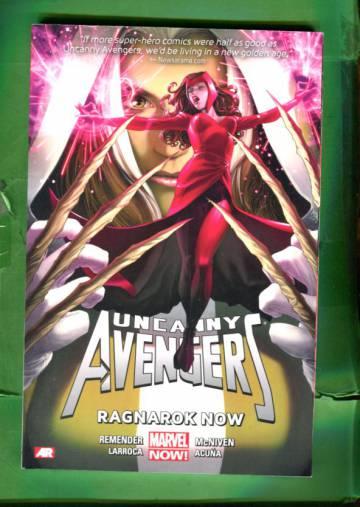 Uncanny Avengers Vol 3: Ragnarok now