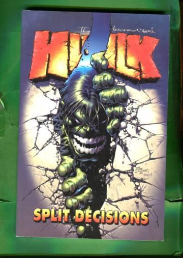 Incredible Hulk Vol 6: Split Decisions