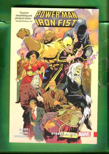 Power Man and Iron Fist Vol 3: Street Magic