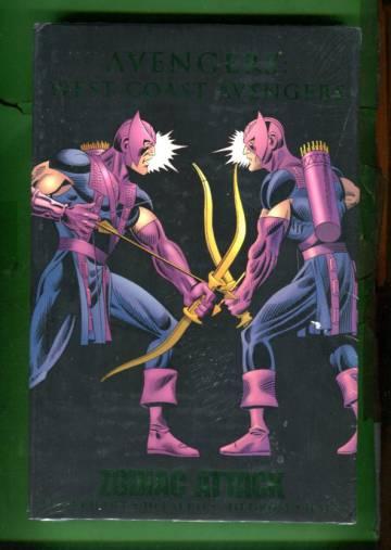 Avengers: West Coast Avengers - Zodiac Attack