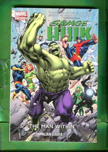Savage Hulk Vol 1: The Man Within