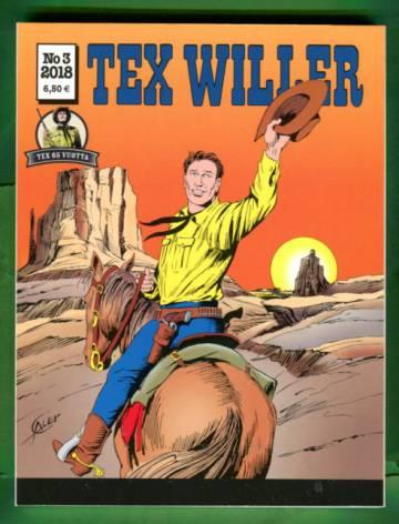 Tex Willer 3/18