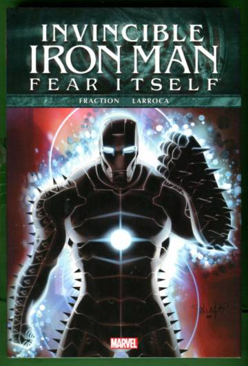 Fear Itself: Invinsible Iron Man