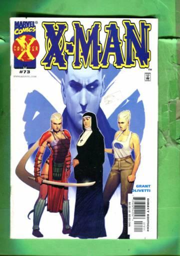 X-Man Vol 1 #73 Mar 01