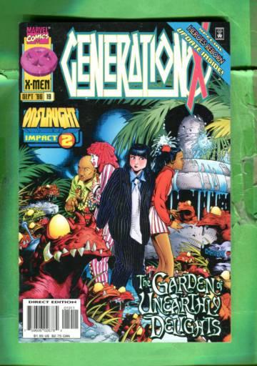 Generation X Vol 1 #19 Sep 96