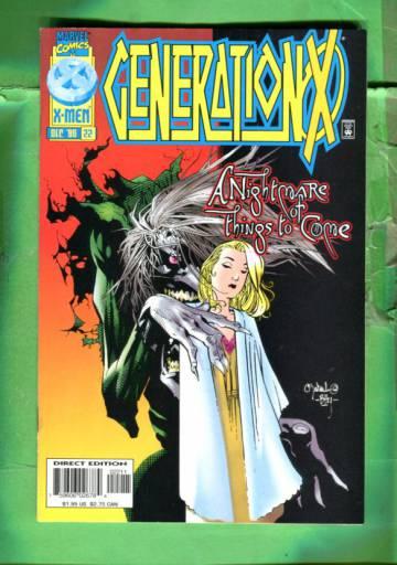 Generation X Vol 1 #22 Dec 96