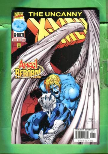 Uncanny X-Men Vol 1 #338 Nov 96