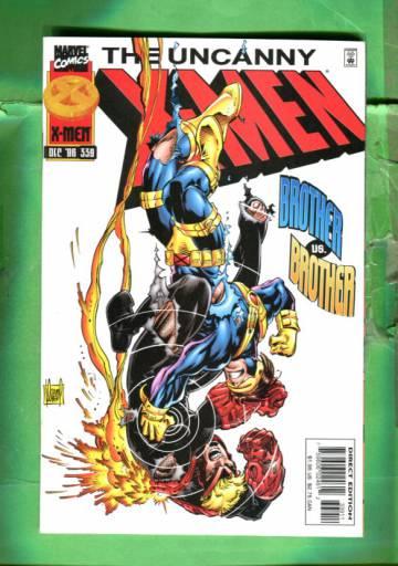 Uncanny X-Men Vol 1 #339 Dec 96