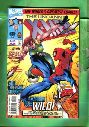 Uncanny X-Men Vol 1 #346 Aug 97