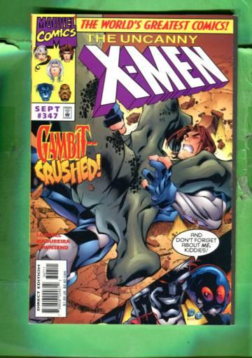 Uncanny X-Men Vol 1 #347 Sep 97