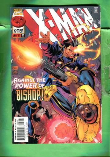 X-Man Vol 1 #23 Jan 97