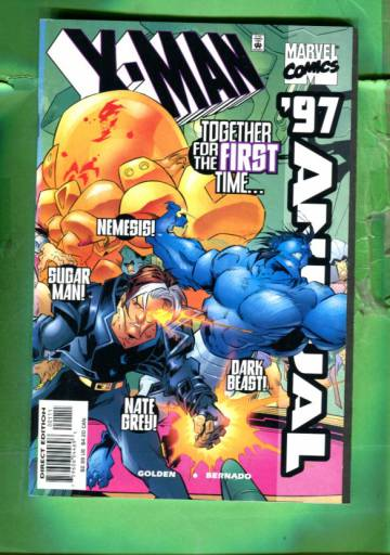 X-Man Annual 97