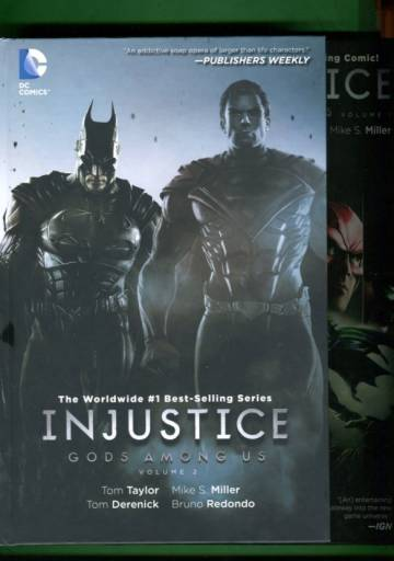 Injustice: Gods Among Us Vol. 1-2 (Year One)