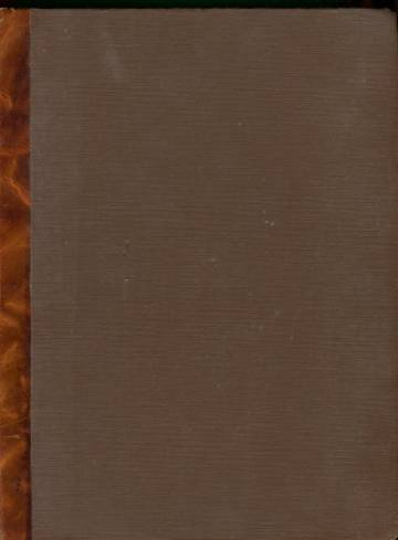 Kotiliesi - Vuosikerta 1936 (Martta Wendelin)