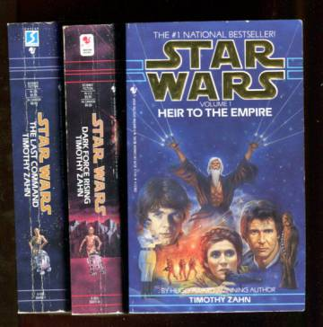 Star Wars: The Thrawn -trilogy (Heir to the Empire)