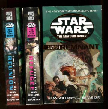 Star Wars: The New Jedi Order: Force Heretic -Trilogy