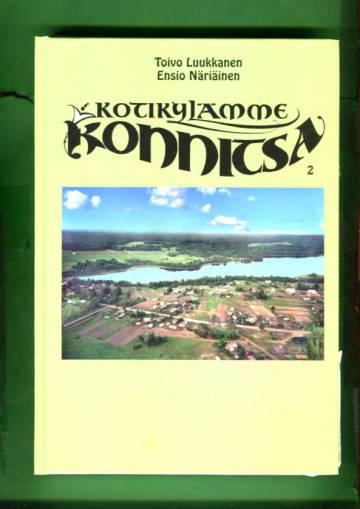 Kotikylämme Konnitsa 2 - Kuvia ja kertomuksia Vpl Pyhäjärven Konnitsan kylästä