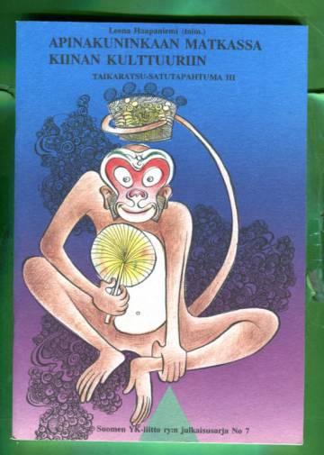 Apinakuninkaan matkassa Kiinan kulttuuriin - Taikaratsu-satutapahtuma 3