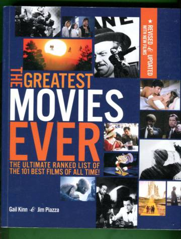 The Greatest Movies Ever - The Ultimate Ranked List of the 101 Best Films of All Time!
